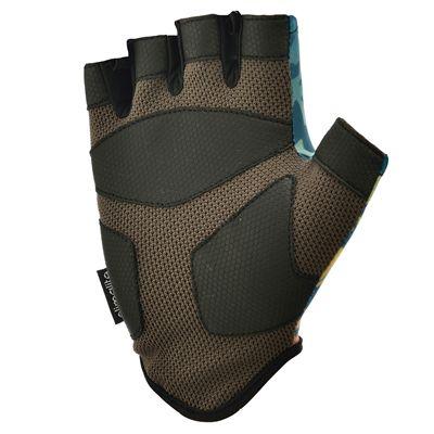 adidas Half Finger Ladies Fitness Gloves - Bottom