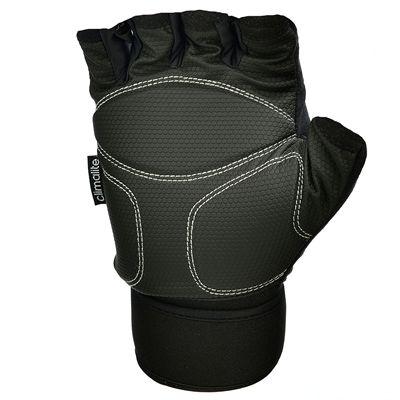 adidas Half Finger Weightlifting Gloves - Black/White