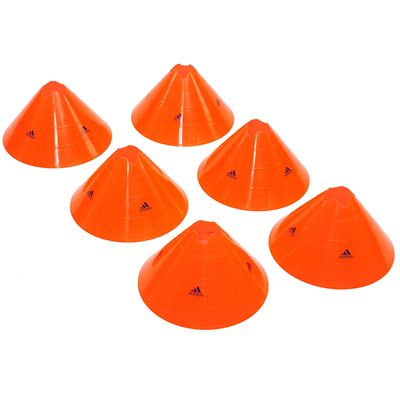 adidas Jumbo Cones - Set of 6