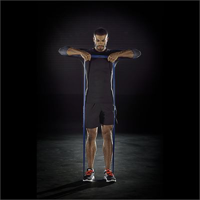 adidas Large Power Resistance Band - In Use2