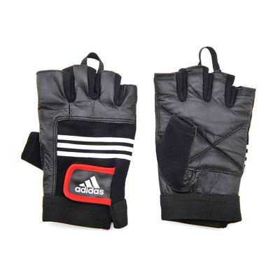 Adidas Leather Lifting Glove