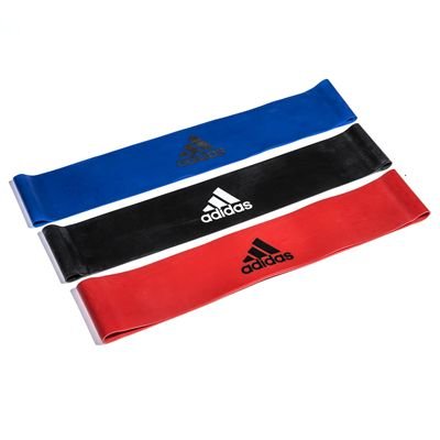 adidas Mini Power Resistance Bands Set