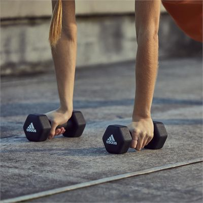 adidas Neo Hex Dumbbells - 3kg lifestyle2a