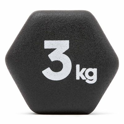 adidas Neo Hex Dumbbells - 3kg weight