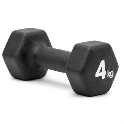 adidas Neo Hex Dumbbells - 4kg Solo