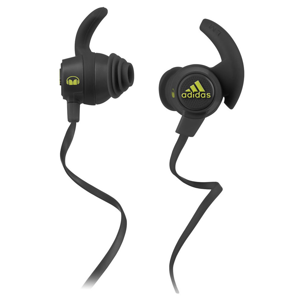 Image of adidas Performance by Monster Response Sport Headphones - Grey