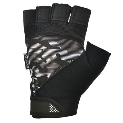 adidas Performance Fingerless Weight Lifting Gloves