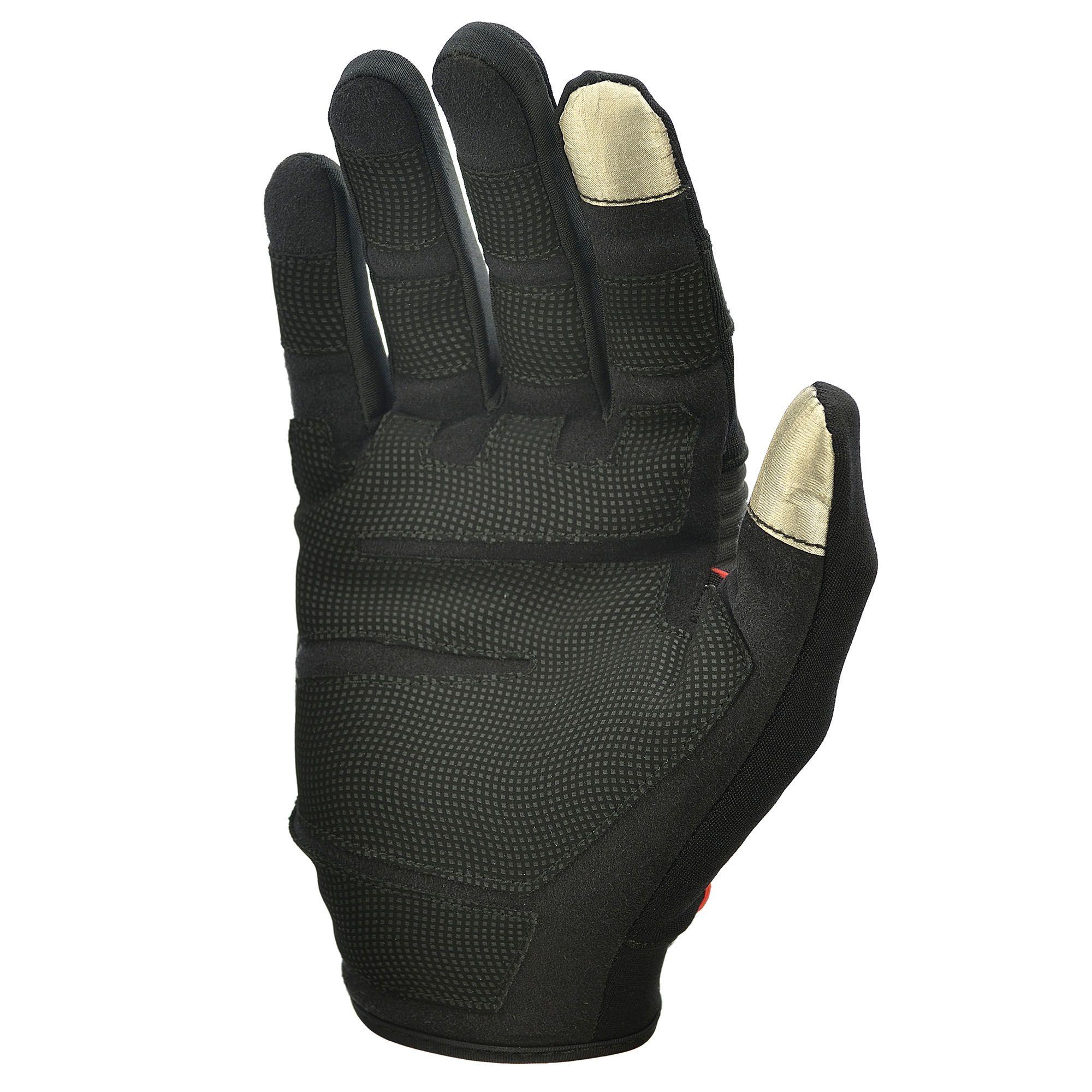 Workout Gloves Full Finger: Adidas Performance Full Finger Gloves