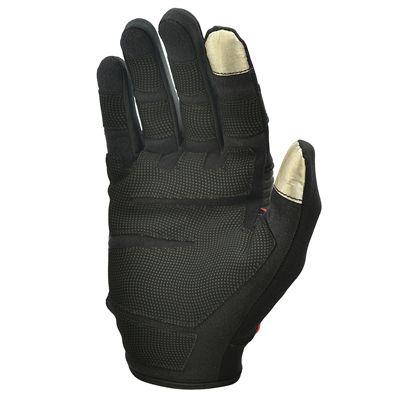 adidas Performance Full Finger Gloves - Orange - Bottom