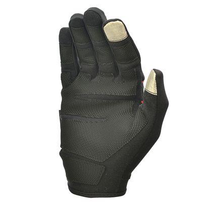 adidas Performance Full Finger Gloves - Red - Bottom