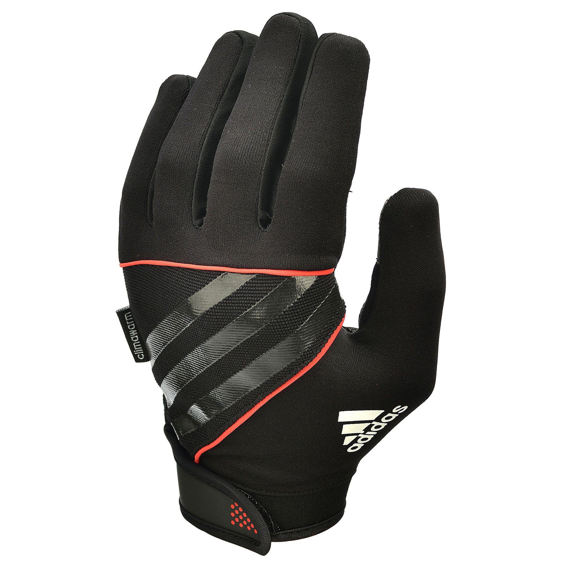 Adidas Performance Full Finger Gloves Sweatband Com
