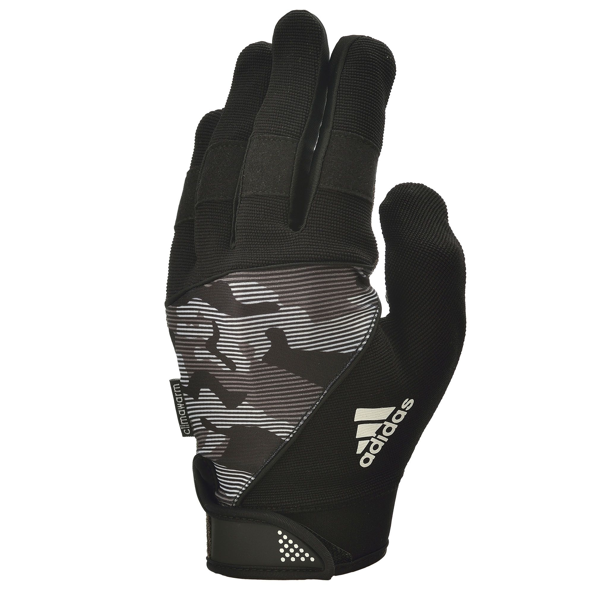 Adidas Performance Full Finger Gloves Sweatband Com
