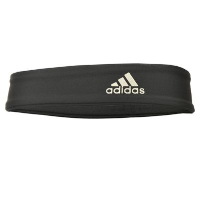 adidas Slim Hairband - Dark Grey