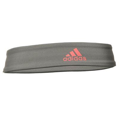 adidas Slim Hairband - Grey