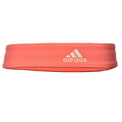 adidas Slim Hairband - Red