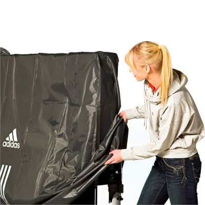 adidas Table Cover Deluxe - In Use