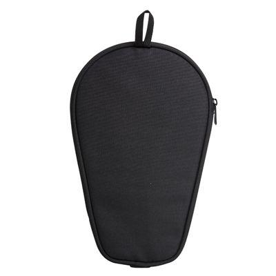 adidas Table Tennis Single Bat Bag - Black and Green - Back