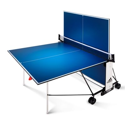 Adidas Ti.200 Indoor Table Tennis Table - side view