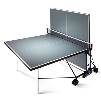 Adidas To.100 Outdoor Table Tennis Table - side view