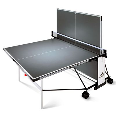 Adidas To.300 Outdoor Table Tennis Table - side view