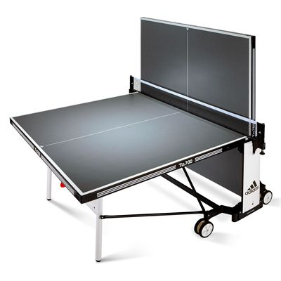 Adidas To.700 Outdoor Table Tennis Table - side view