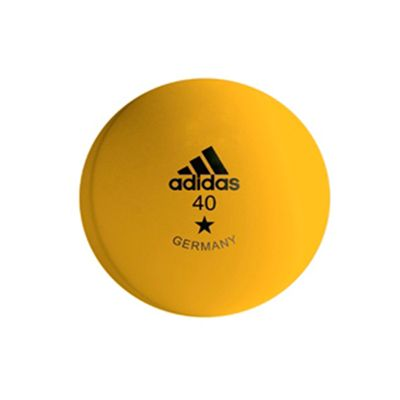 Adidas Training Table Tennis Balls Orange