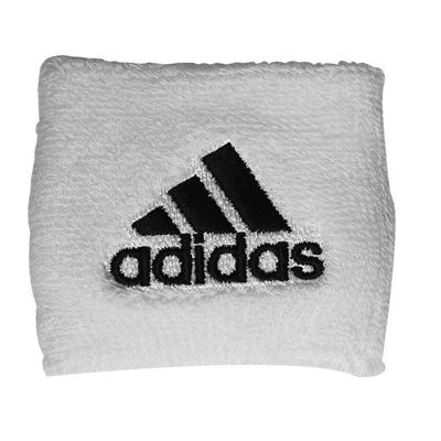 adidas Wristbands - White