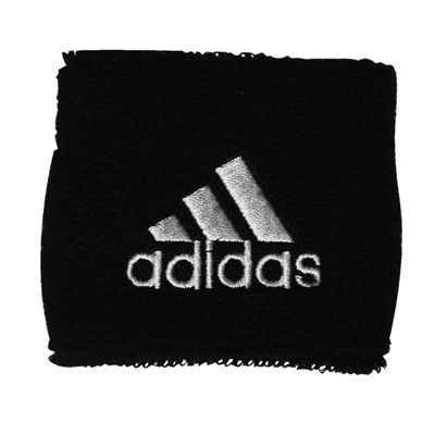 adidas Wristbands - Black