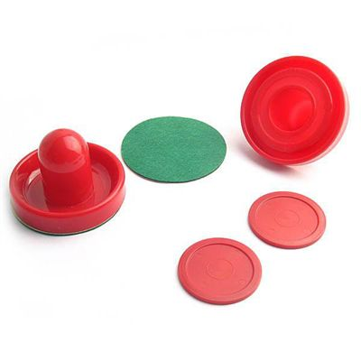 Air Hockey Accessories Included