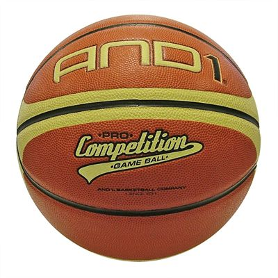 AND1 Competition Replica Basketball
