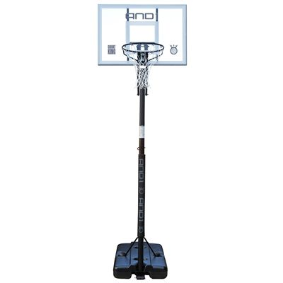 AND1 Court King Portable Basketball System