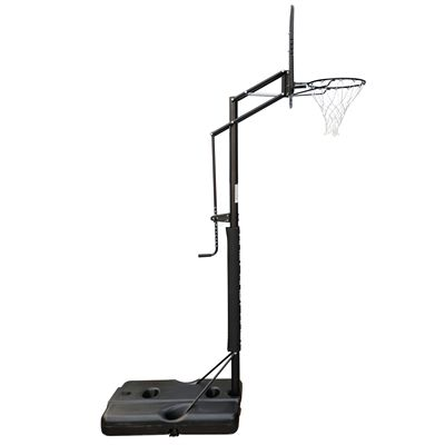 AND1 Court Star Portable Basketball System - Side