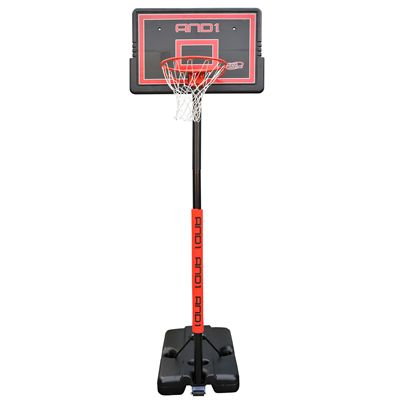 AND1 Fast Break Portable Basketball System
