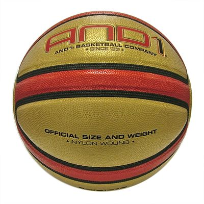 AND1 Legend Basketball Gold