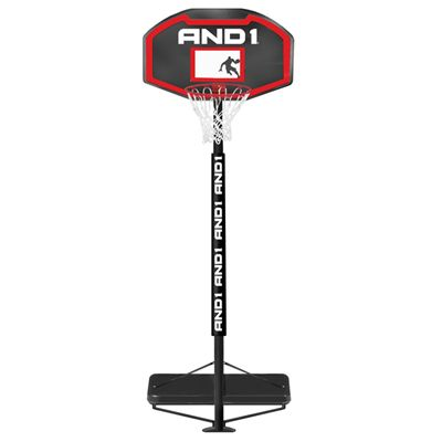 AND1 Zone Control Portable Basketball System