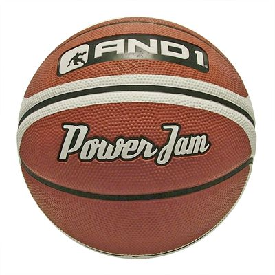 AND 1 Power Jam Basketball