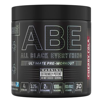 Applied Nutrition ABE All Black Everything - Cherry