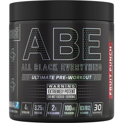 Applied Nutrition ABE All Black Everything - fruit punch