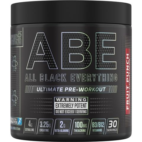 Applied Nutrition ABE All Black Everything Pre-Workout