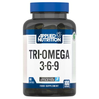 Applied Nutrition Tri-Omega 3-6-9