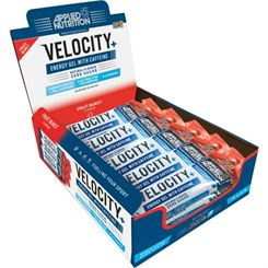 Applied Nutrition Velocity+ Energy Gel - Pack of 20