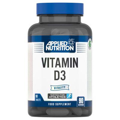 Applied Nutrition Vitamin D3