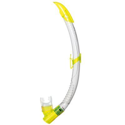 Aqua Lung Airflex Purge Midi LX Snorkel - Yellow