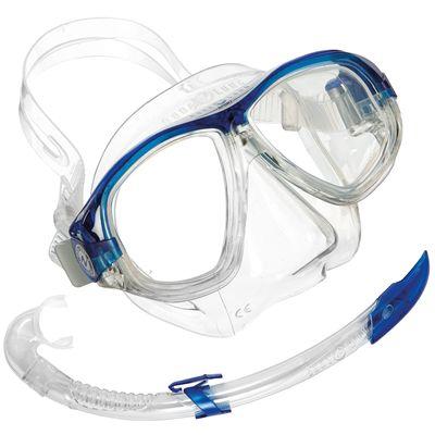 Aqua Lung Coral LX Mask and Airflex LX Snorkel Set