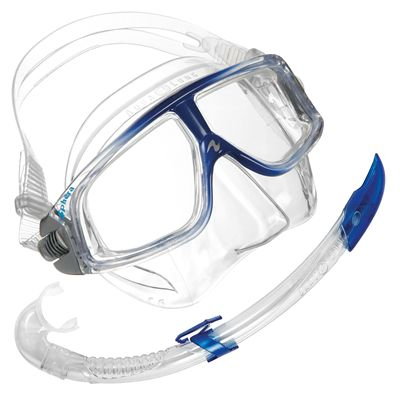 Aqua Lung Sphera LX Mask and Airflex LX Snorkel Set Image