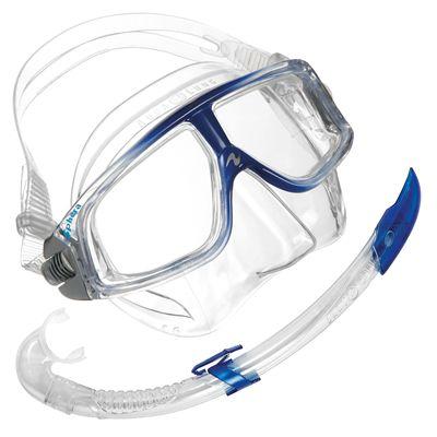 Aqua Lung Sphera LX Mask and Airflex LX Snorkel Set Image