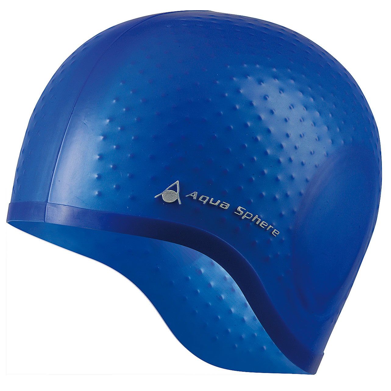 Aqua Sphere Aqua Glide Swimming Cap  Blue