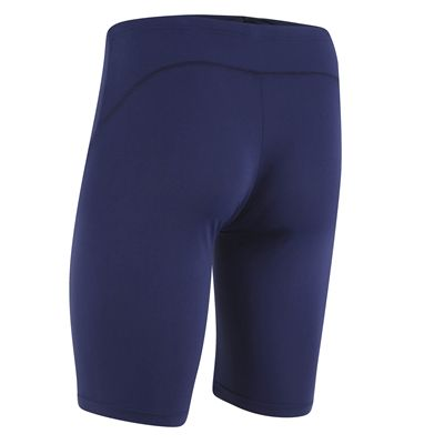 Aqua Sphere Bangor Mens Swimming Jammers - Blue/Back