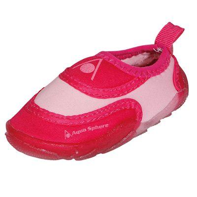 Aqua Sphere Beachwalker Kids Water Shoes - Red