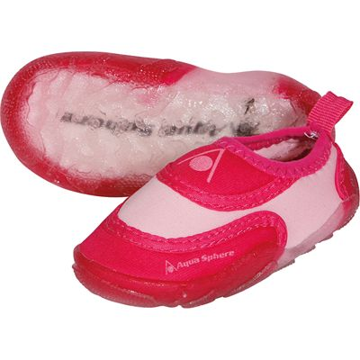 Aqua Sphere Beachwalker Kids Water Shoes-Pink